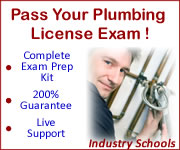 Plumbing Practice Test (2019 Current)